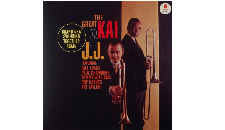 Schallplatte Kai Winding & J. J. Johnson - The Great Kai & J. J. (WaxTime) im Test, Bild 1