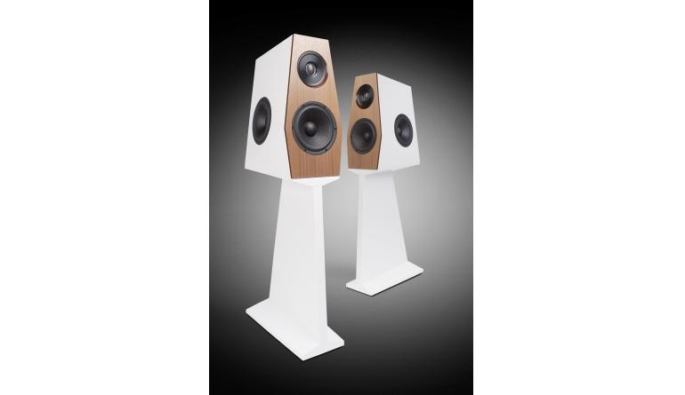 Lautsprecher Stereo Kaiser Kawero Furioso Mini im Test, Bild 1