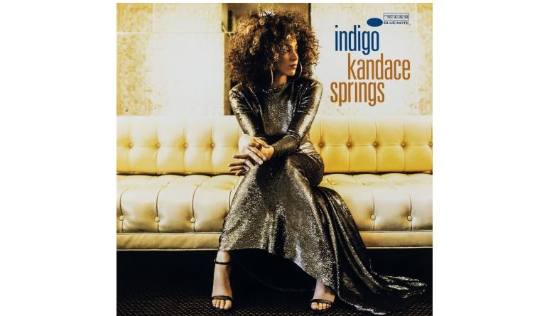 Schallplatte Kandace Springs Indigo (Blue Note) im Test, Bild 1