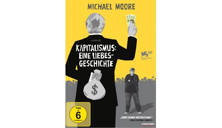 DVD Film Kapitalismus - Eine Liebesgeschichte (Concorde) im Test, Bild 1