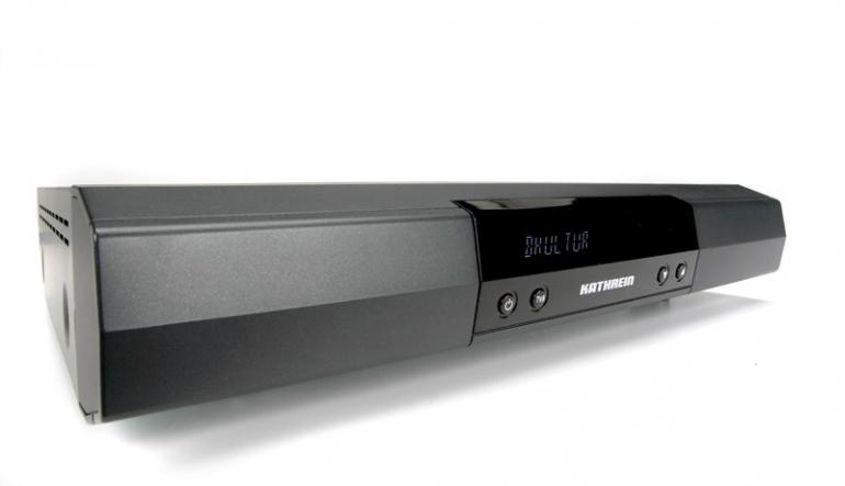 Kabel Receiver ohne Festplatte Kathrein UFC 960 im Test, Bild 1