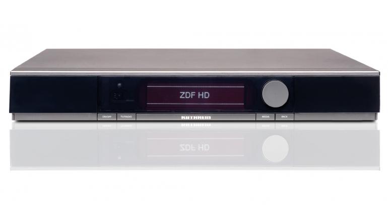 test sat receiver mit festplatte kathrein ufsconnect 926. Black Bedroom Furniture Sets. Home Design Ideas