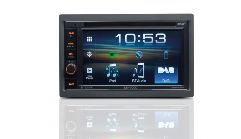 Moniceiver Kenwood DDX4019DAB im Test, Bild 1