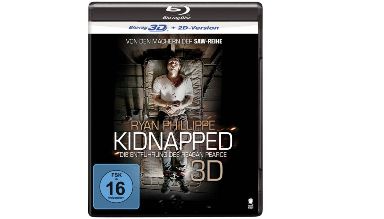 Blu-ray Film Kidnapped – Die Entführung des Reagan Pearce (Tiberius) im Test, Bild 1