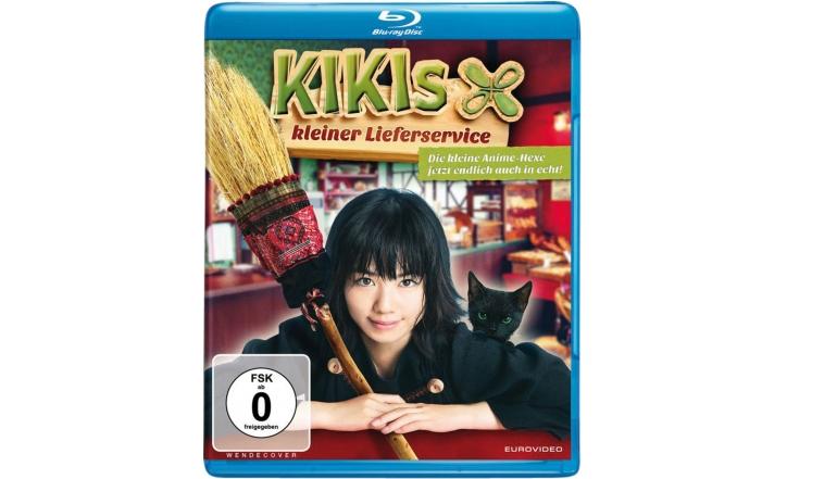 Blu-ray Film Kikis kleiner Lieferservice (Eurovideo) im Test, Bild 1