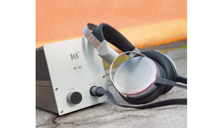 Kopfhörer Hifi KingSound H-04, KingSound M-20 im Test , Bild 1