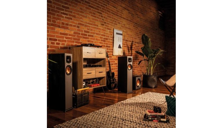 Lautsprecher Stereo Klipsch R-610F im Test, Bild 1
