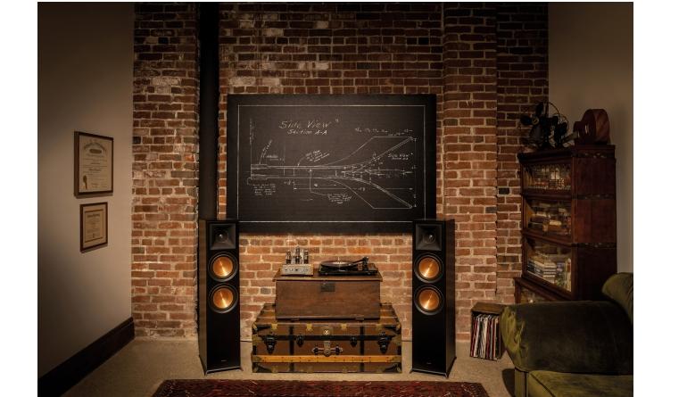Lautsprecher Stereo Klipsch RP-8000F im Test, Bild 1