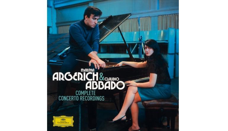 Schallplatte Komponist: Diverse · Interpreten: Martha Argerich, Claudio Abbado, diverse Orchester - Complete Concerto recordings (Deutsche Grammophon) im Test, Bild 1