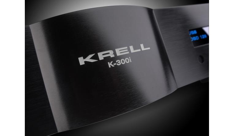 Vollverstärker Krell K-300i im Test, Bild 1