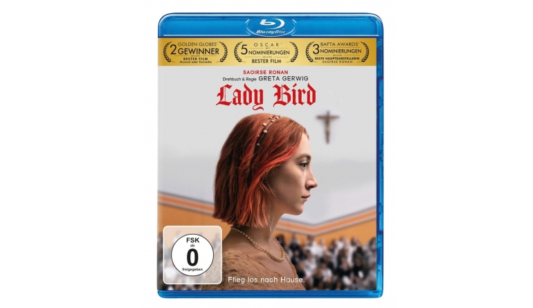 Blu-ray Film Lady Bird (Universal) im Test, Bild 1