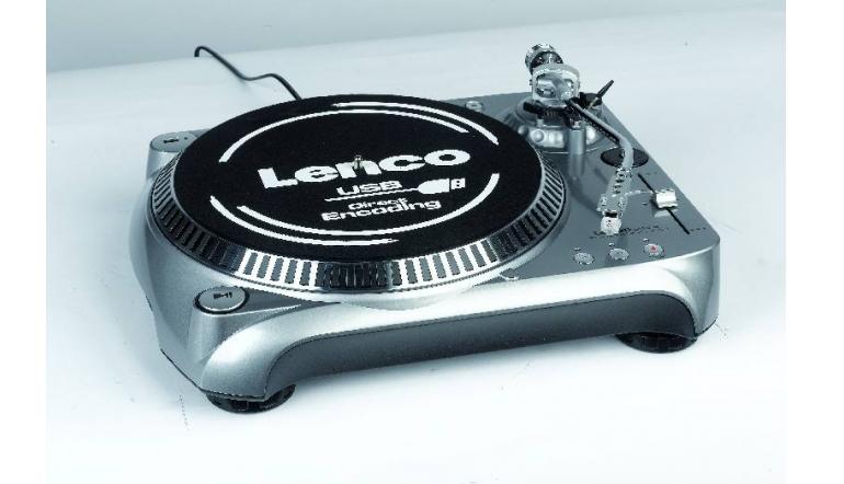 Plattenspieler USB Lenco L80 im Test, Bild 1