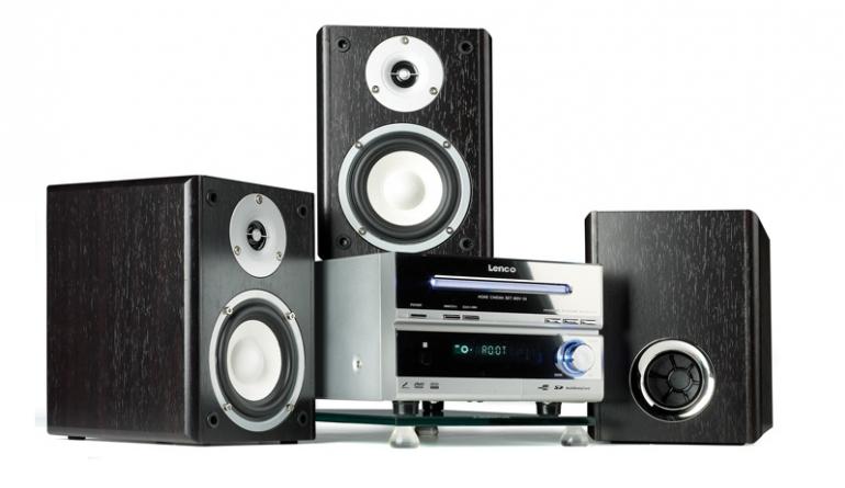 DVD-Anlagen Lenco MDV-24 im Test, Bild 1