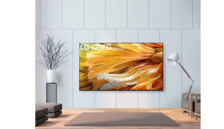 Fernseher LG 75QNED999PB im Test, Bild 1