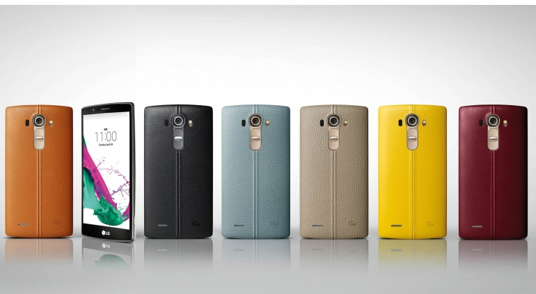 Smartphones LG G4 Fashion Edition im Test, Bild 1