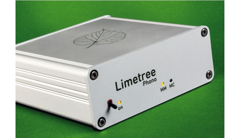 Phono Vorstufen Lindemann Limetree Phono im Test, Bild 1