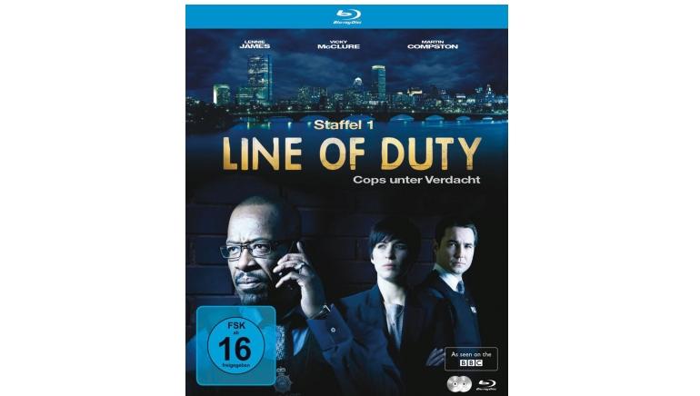 Blu-ray Film Line of Duty – Cops unter Verdacht S1 (Justbridge Entertainment) im Test, Bild 1