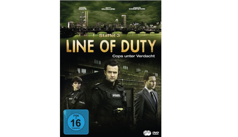 Blu-ray Film Line of Duty – Cops unter Verdacht S3 (Just Bridge TV) im Test, Bild 1