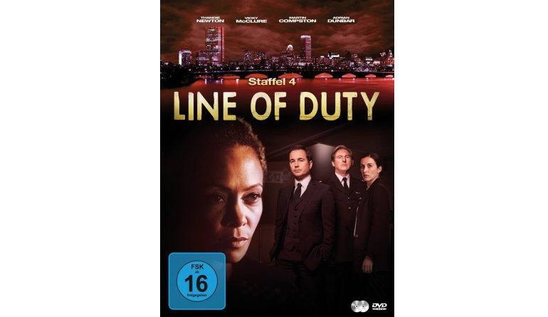 DVD Film Line of Duty S4 (justbridge) im Test, Bild 1