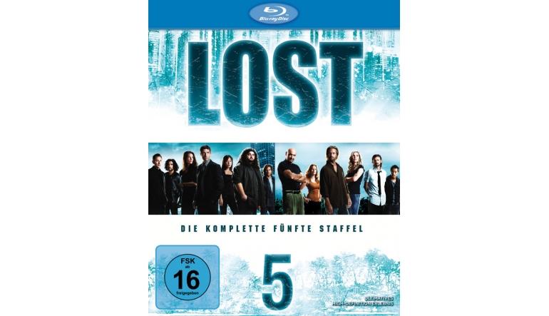 Blu-ray Film LOST – Season 5 (Walt Disney) im Test, Bild 1