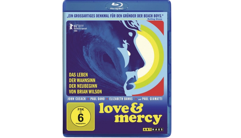 Blu-ray Film Love & Mercy (Studiocanal) im Test, Bild 1