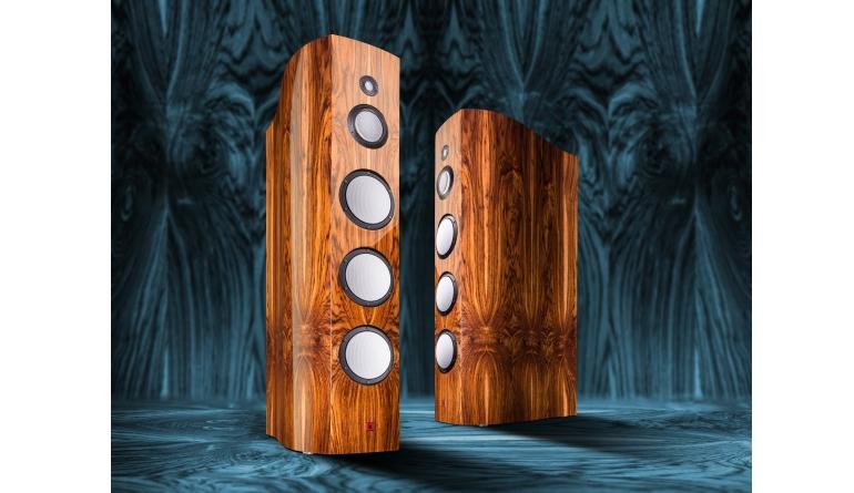 Lautsprecher Stereo Lumen White Kyara im Test, Bild 1