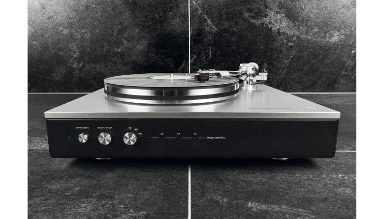 Plattenspieler Luxman PD-151 im Test, Bild 1