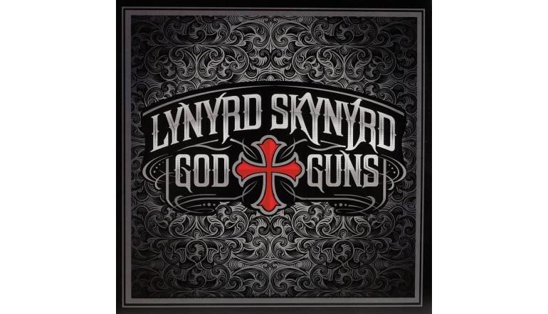 Schallplatte Lynyrd Skynyrd – God + Guns (Roadrunner / Cargo Records) im Test, Bild 1