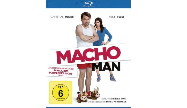 Blu-ray Film Macho Man (Universum) im Test, Bild 1
