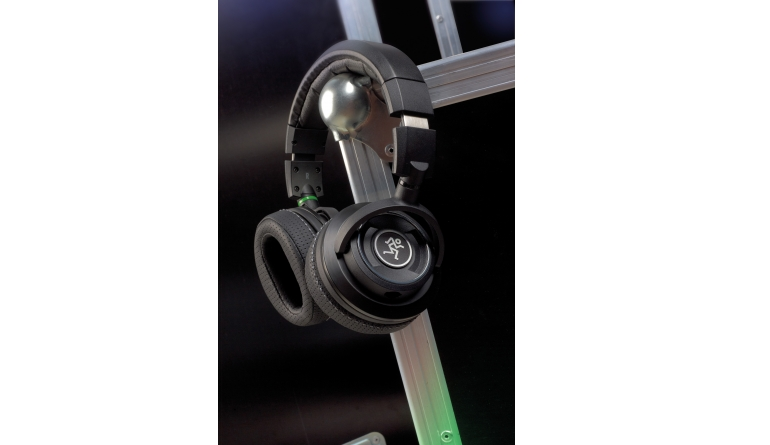 Kopfhörer Hifi Mackie MC-350 im Test, Bild 1