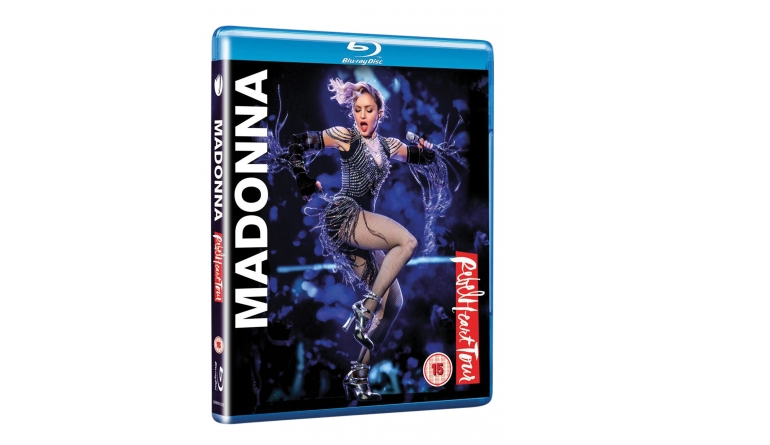 Blu-ray Film Madonna- Rebel Heart Tour (Universal) im Test, Bild 1