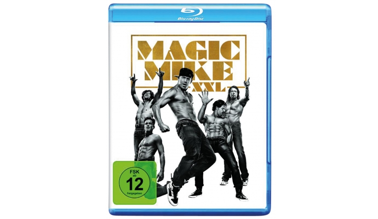 Blu-ray Film Magic Mike XXL (Warner Bros) im Test, Bild 1