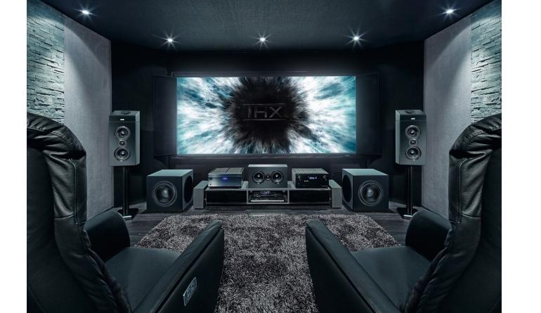 Lautsprecher Surround Magnat Cinema Ultra im Test, Bild 1