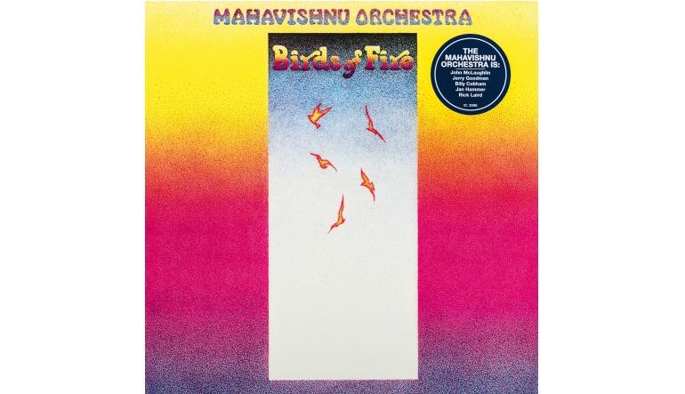 Schallplatte Mahavishnu Orchestra – Birds of Fire (Columbia / Speakers Corner) im Test, Bild 1