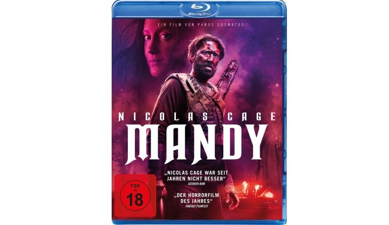 Blu-ray Film Mandy (Koch Media) im Test, Bild 1