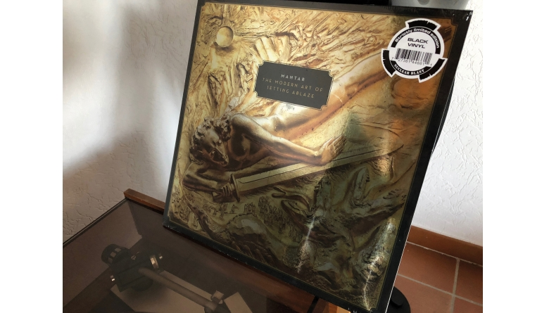 Schallplatte Mantar – The Modern Art of Setting Ablaze (Nuclear Blast) im Test, Bild 1