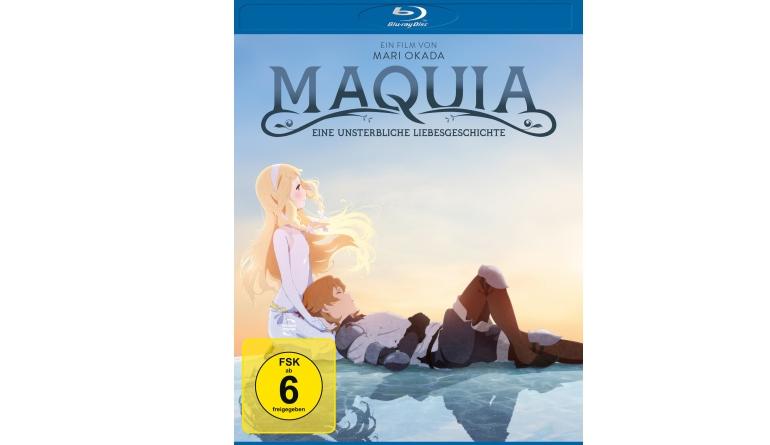 Blu-ray Film Maquia – Ein unsterbliche Liebesgeschichte (Universum Film) im Test, Bild 1