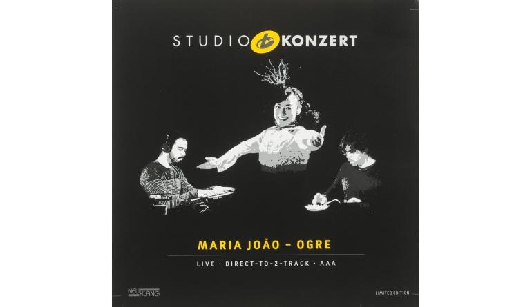 Schallplatte Maria João - Ogre – Studio Konzert (Neuklang) im Test, Bild 1