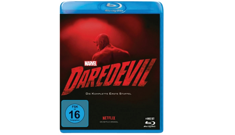 Blu-ray Film Marvel´s Dardevil S1 (ABC Studios) im Test, Bild 1