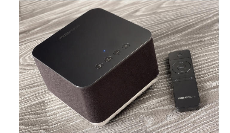 Test Wireless Music System - Mass Fidelity Core