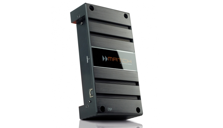 Car-Hifi-Klangprozessoren Match DSP im Test, Bild 1