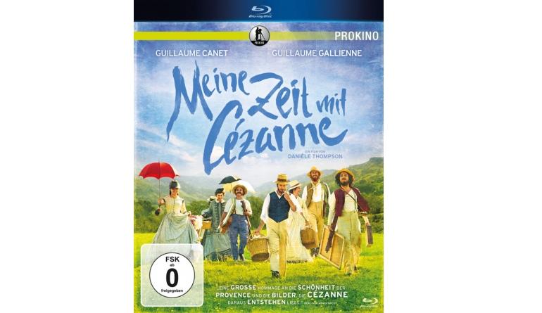 Blu-ray Film Meine Zeit mit Cézanne (Prokino) im Test, Bild 1