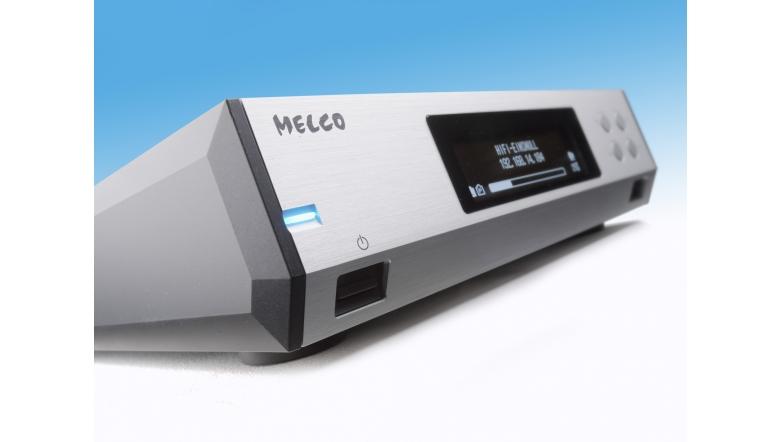 Musikserver Melco N100 im Test, Bild 1