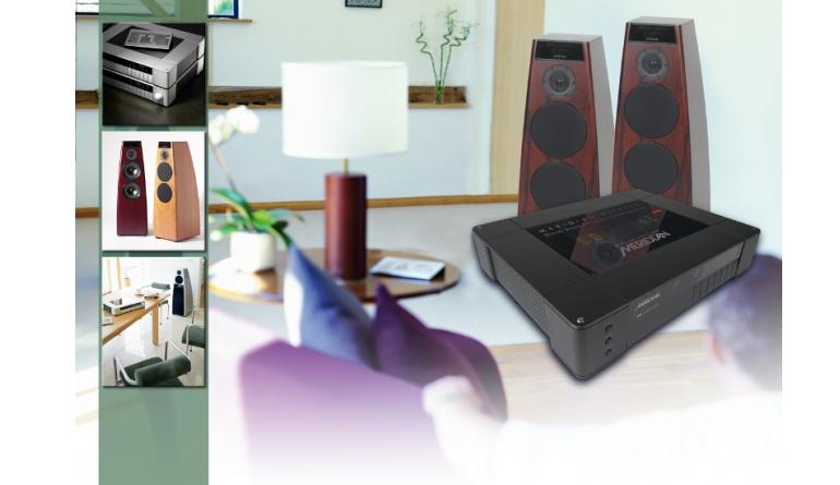 DVD-Anlagen Meridian DSP5200/G-06 im Test, Bild 1