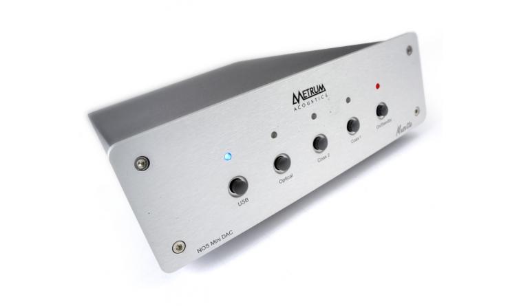 D/A-Wandler Metrum Acoustics Musette im Test, Bild 1