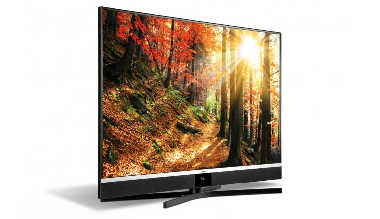 Fernseher Metz Fineo 49TY82 UHD im Test, Bild 1