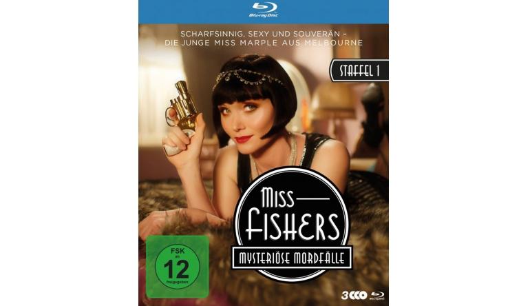 Blu-ray Film Miss Fishers mysteriöse Mordfälle S1 (Polyband) im Test, Bild 1