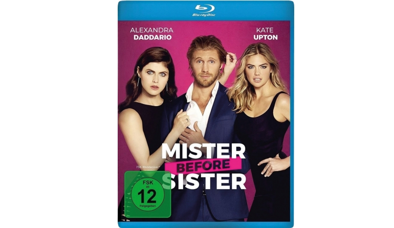 Blu-ray Film Mister Before Sister (Capelight) im Test, Bild 1