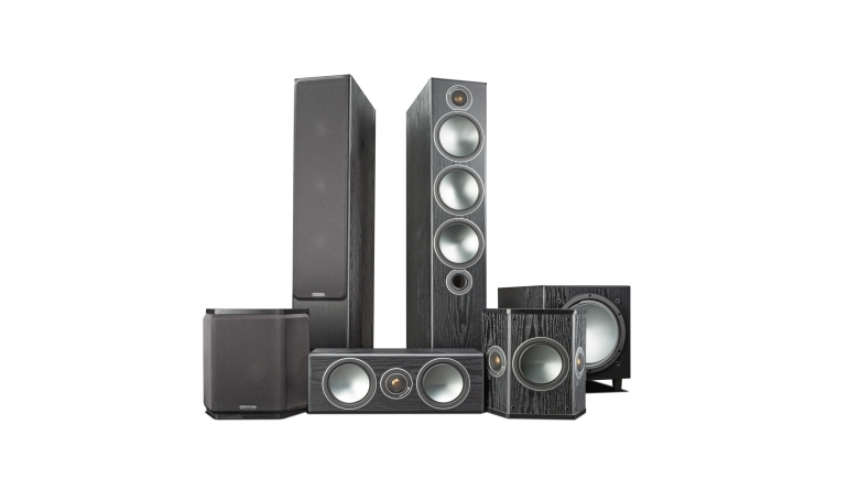 Lautsprecher Surround Monitor Audio Bronze-Serie im Test, Bild 1