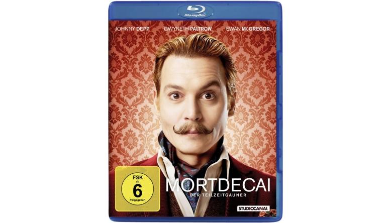 Blu-ray Film Mortdecai – Der Teilzeitgauner (Walt Disney Studios) im Test, Bild 1